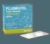FLUIMUCIL TOSSE GRASSA<br /> COMPRESSE LINGUALI<br /> 200 mg