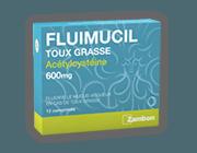 FLUIMUCIL TOSSE GRASSA<br /> COMPRESSE<br /> 600 mg